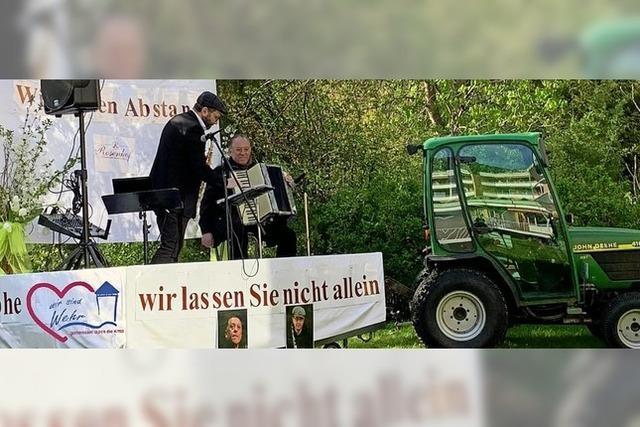 Mobiles Wunschkonzert in Wehr