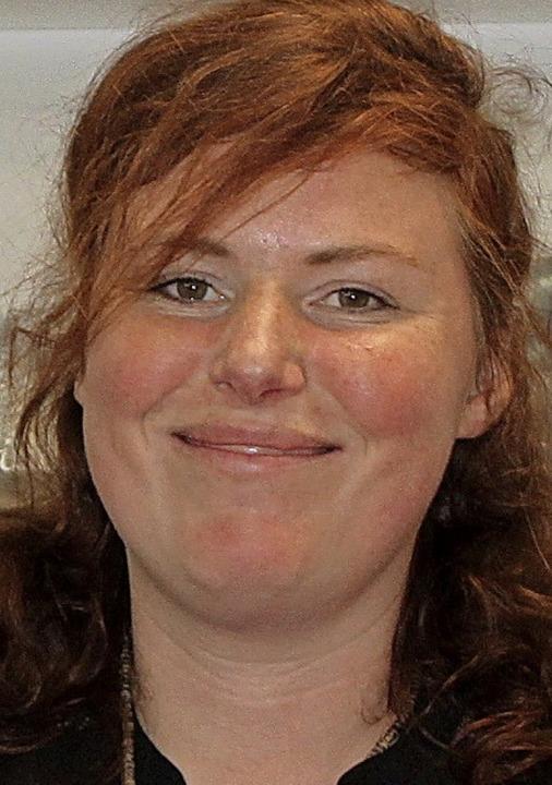 Annabel Marsovszky  | Foto: Julia Fuchs / Caritasverband für den Landkreis Emmendingen