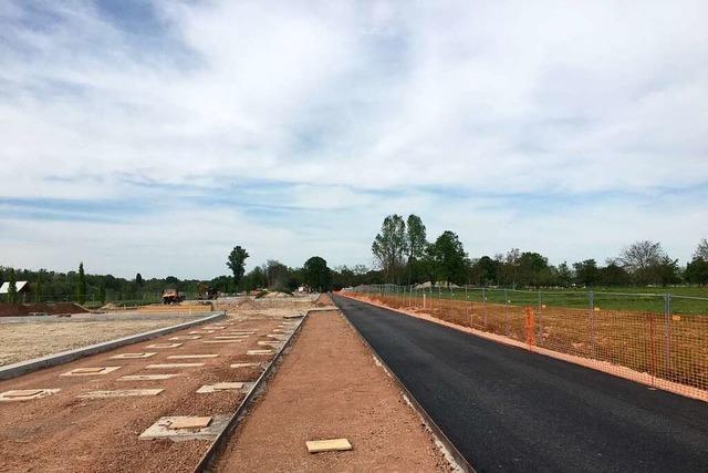 Landesgartenschau 2022 in Neuenburg soll planmäßig stattfinden
