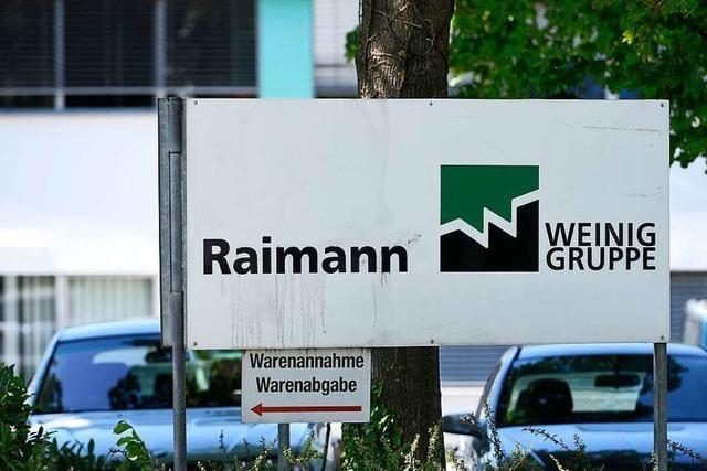 Freiburger Maschinenbauer Raimann mit 80 Mitarbeitern steht vor dem Aus