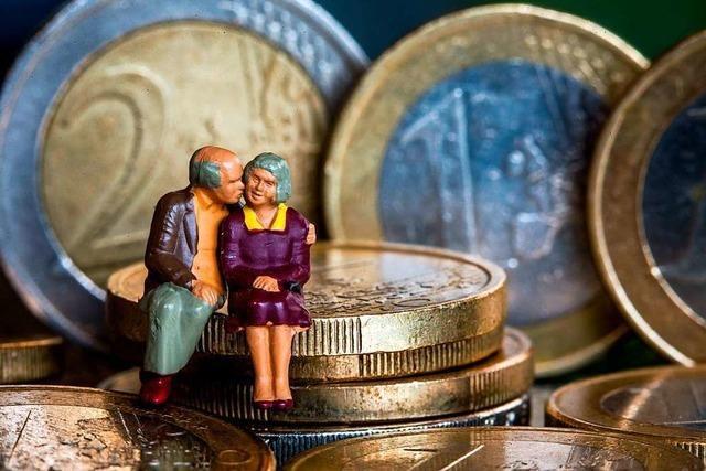 Die Renten werden erhöht – wohl vorerst zum letzten Mal