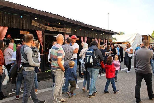 Die Gemeinde Rust sagt weitere Groß-Veranstaltungen ab