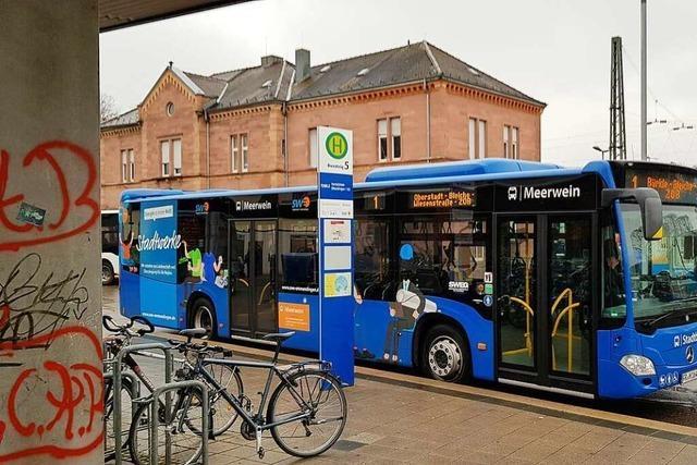 Stadtbusse: Ab 4. Mai wieder Normalbetrieb