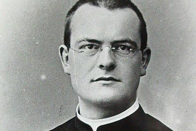 Der Pfarrer war 1945 das letzte Kriegsopfer im Münstertal
