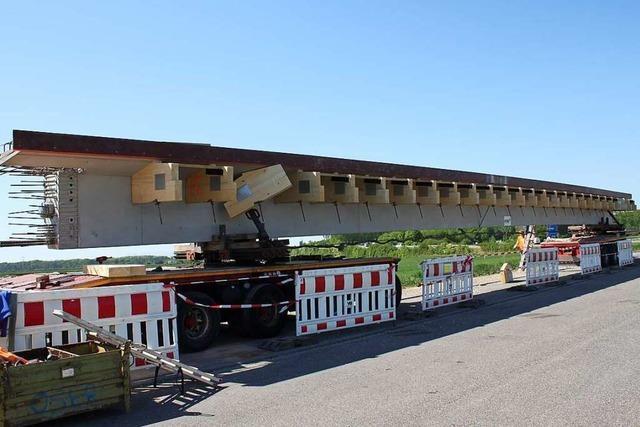 Die A 5 wird am Freitag bei der Anschlussstelle Rust fünf Mal gesperrt