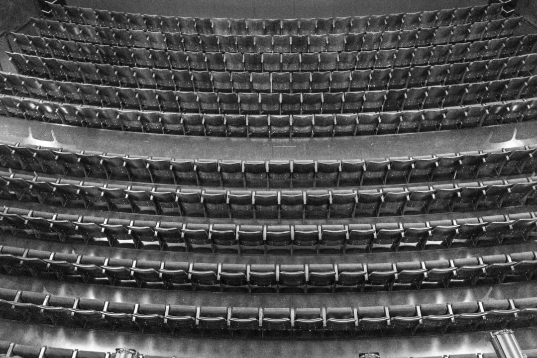 Die Sitze bleiben leer.  | Foto: Carlotta Huber