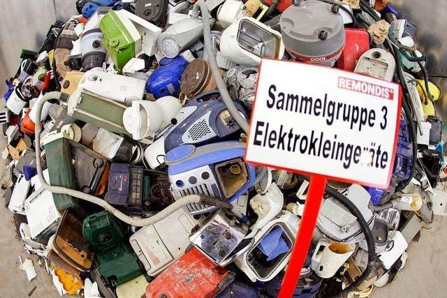 Viele Recyclinghöfe im Kreis öffnen ab kommender Woche wieder