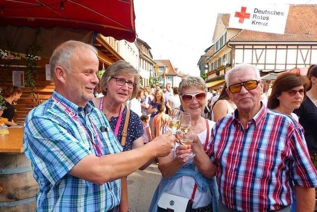 Werden die Ihringer Weintage in den Herbst verlegt?