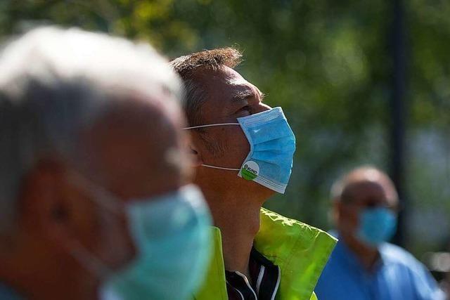 Maskensuche: Landratsamt hat Übersicht erstellt