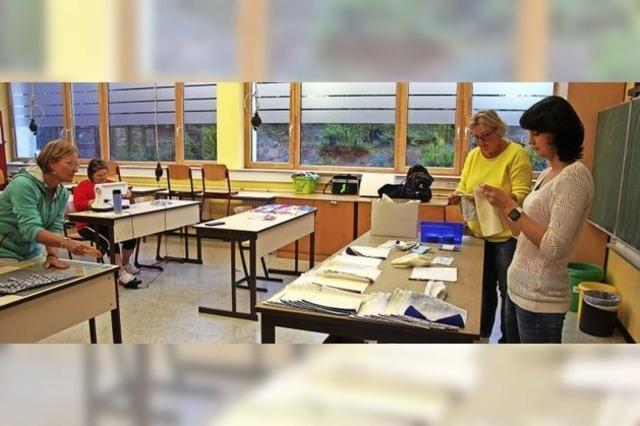 Vorbereitungen für den Präsenz-Unterricht