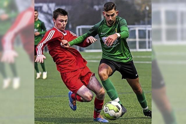 FC Erzingen rüstet sich
