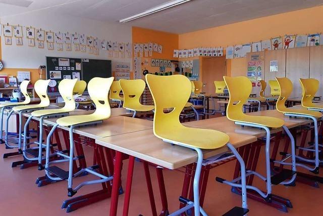 Wie sich die Johanniterschule Heitersheim auf den Schulstart im Mai vorbereitet