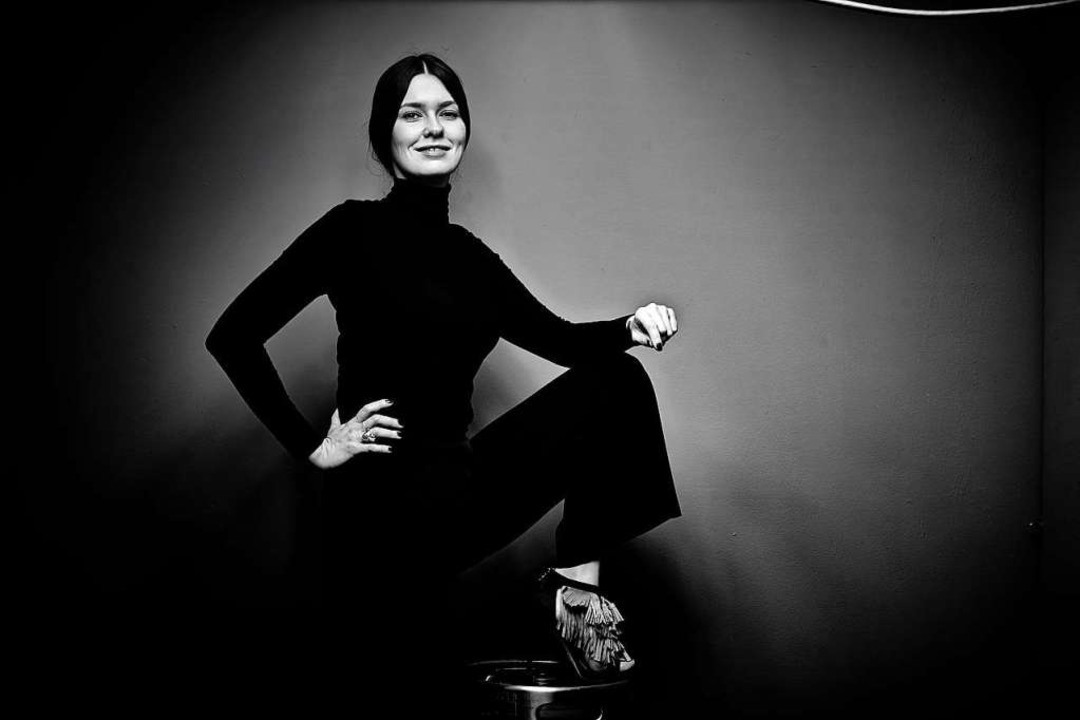 Sophia Wenzel ist Biersommelière.  | Foto: Anatol Kotte