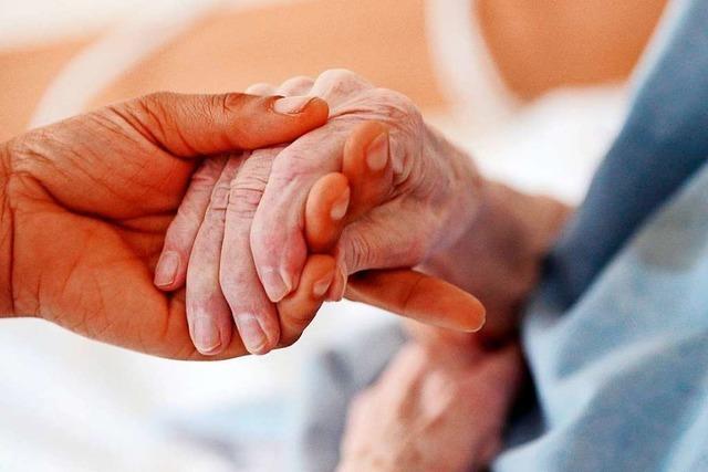 Hälfte aller Covid-19-Opfer im Landkreis Waldshut starb in Pflegeheimen