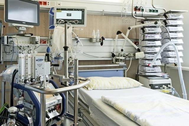 Noch Intensivbetten verfügbar
