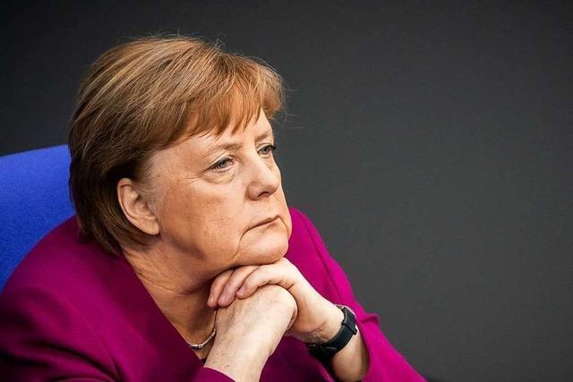 Bundeskanzlerin rügt Vorgehen einiger Länder