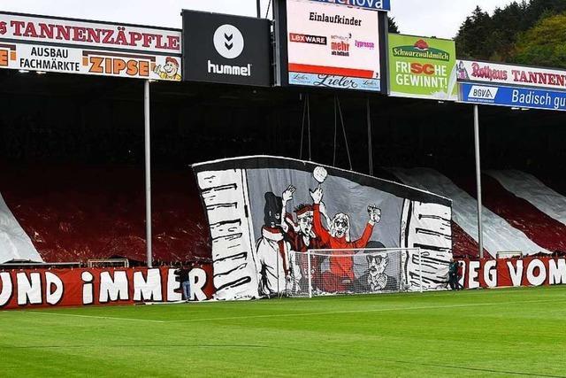 Fanszenen des SC Freiburg reagieren unterschiedlich auf Geisterspiele