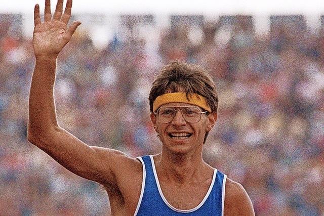 Der Olympiasieger mit den drei Herzen