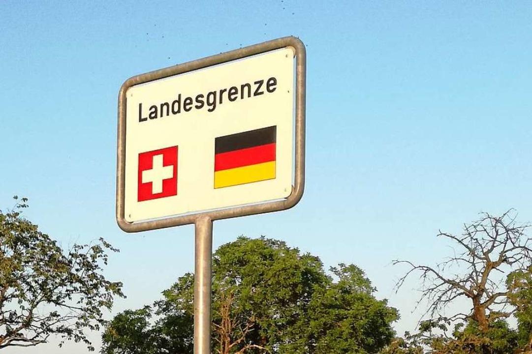 einreise schweiz nach deutschland