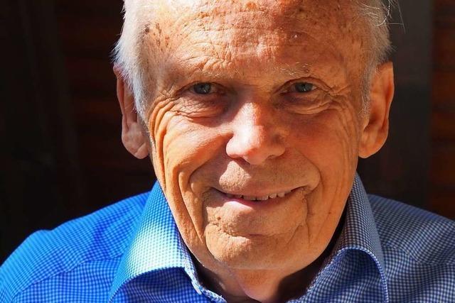 Keiner saß länger im Weiler Stadtrat – Heinz Kasper wird 80 Jahre alt