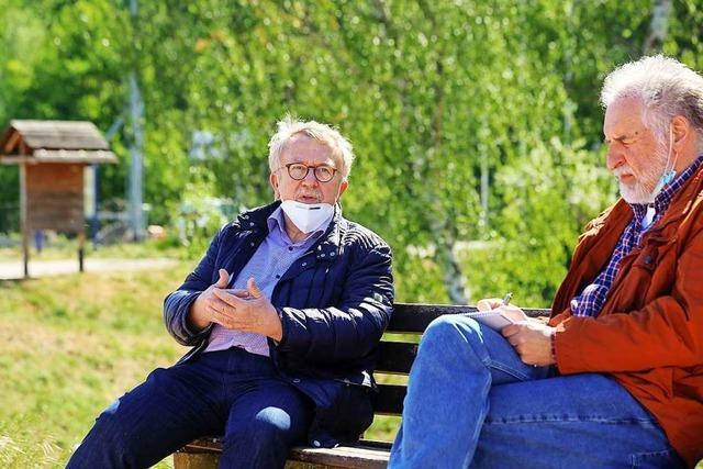 Ex-Minister Helmut Rau feiert heute in Altdorf seinen 70. Geburtstag