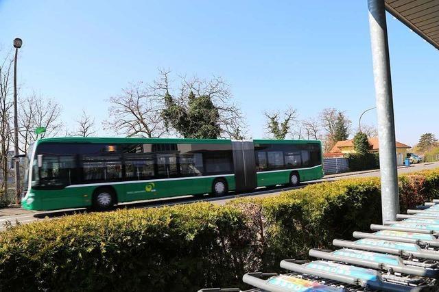 Die grenzüberschreitende Linie 38 verliert massiv Fahrgäste