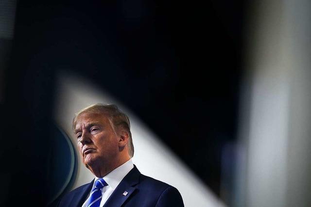 Trump rät im Kampf gegen Corona zu problematischen Methoden aus der Pseudo-Medizin