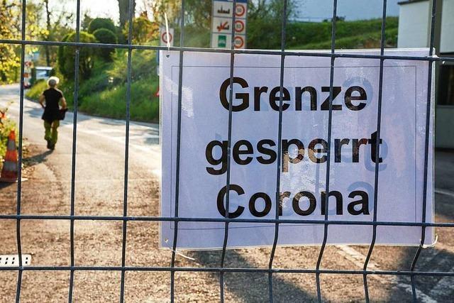 Durch die Corona-Krise getrennte Familien dürfen sich wieder sehen