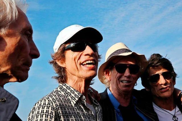 Ein neuer Song der Rolling Stones – nach acht Jahren