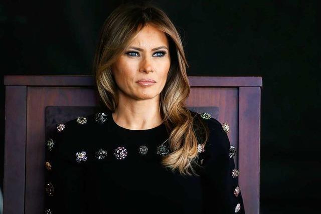Melania Trump – Eine First Lady, die Rätsel aufgibt