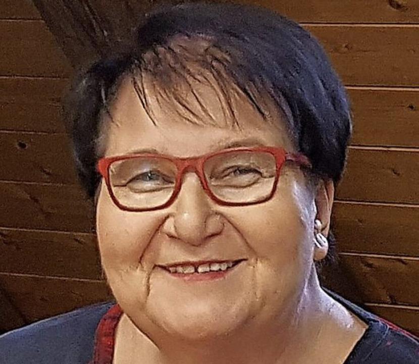 Ursula Gruninger    Foto: Beate Zehnle-Lehmann