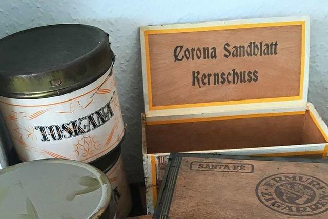 Kurioser Fund in Lahr: Corona-Grüße aus dem 19. Jahrhundert