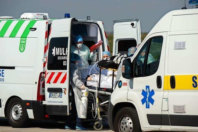 Warum verläuft die Corona-Pandemie im Dreiländereck so unterschiedlich?