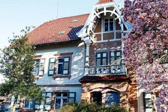 Der Dreiseitenhof in Altenheim