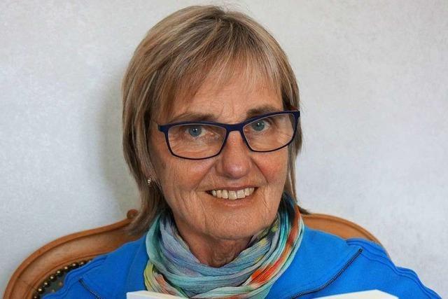 Gerlinde Marquardt stellt ihren zweiten Lokal-Kriminalroman vor