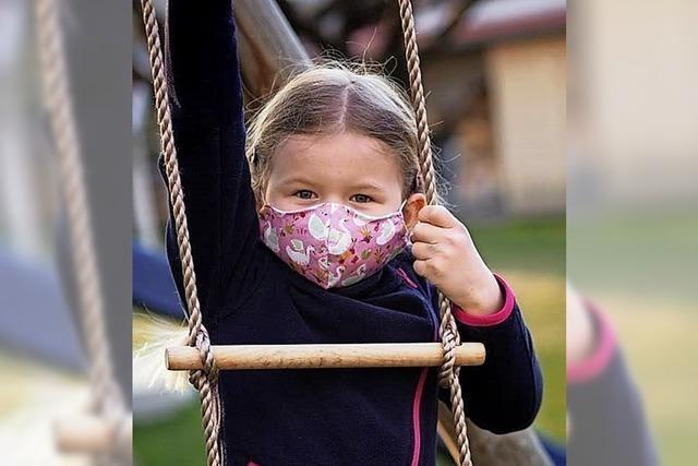 Kleinkinder brauchen keine Maske