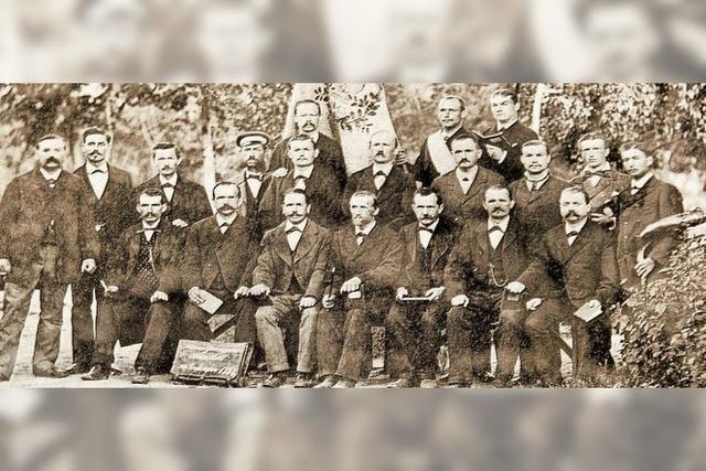 175 Jahre Gesang und Freundschaft