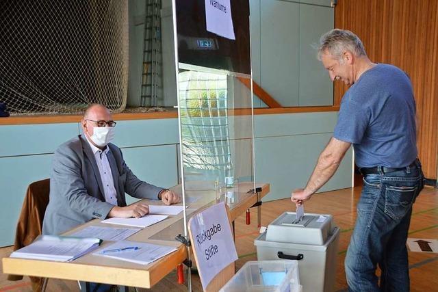Wie die Oberbürgermeisterwahl in Zeiten von Corona abläuft