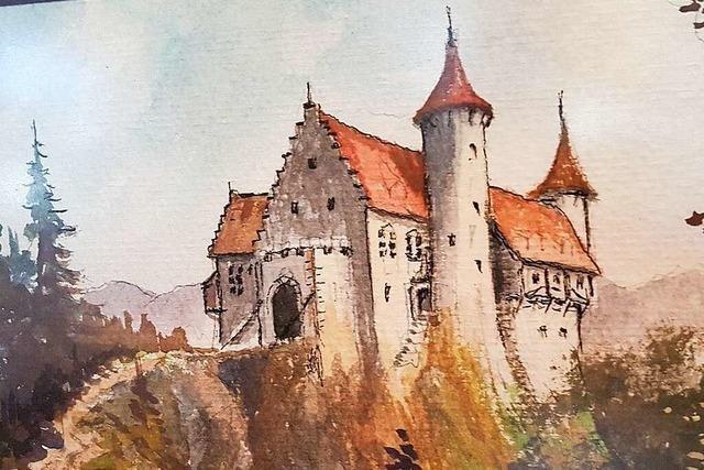 Welche Geheimnisse verbirgt die Rotenburg im Kleinen Wiesental?
