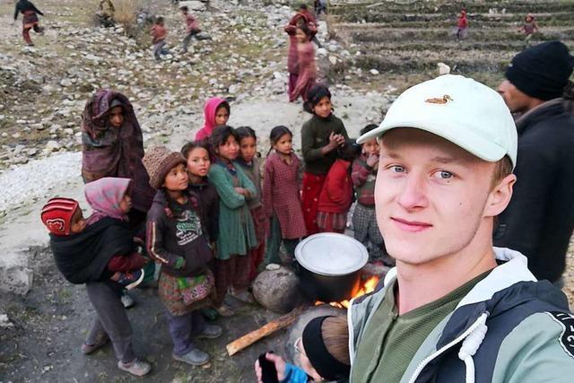 Kanderner Firma engagiert sich sozial – in der Heimat und in Nepal