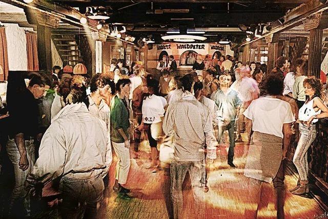 Feiern auf dem Lande: Das war die goldene Ära der Dorf-Diskos