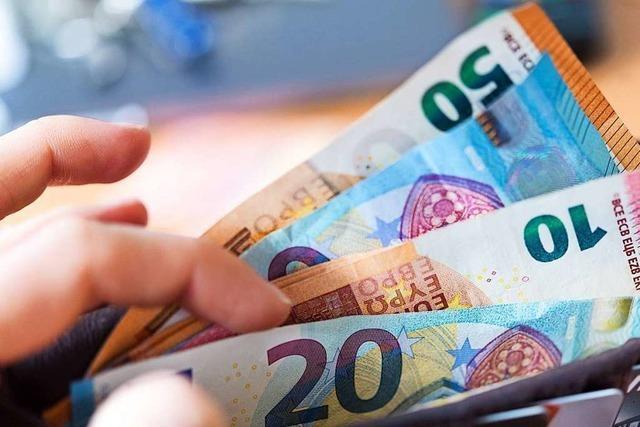 1,6 Millionen Euro werden in Rheinfelden eingefroren