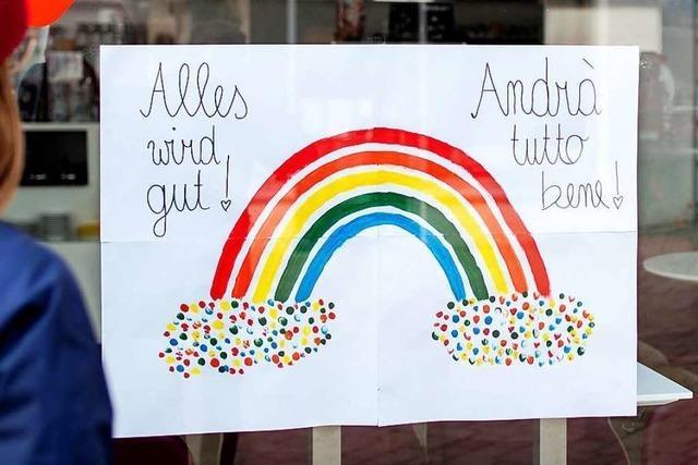 Der Regenbogen – seit jeher ein beliebtes Symbol der Hoffnung