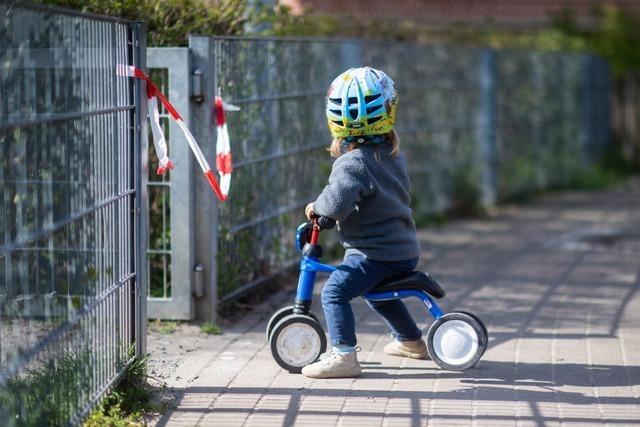 Eltern von Freiburger Kita-Kindern: