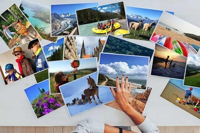 Die Isolationszeit kann man nutzen, um alte Fotos und Abzüge zu sortieren