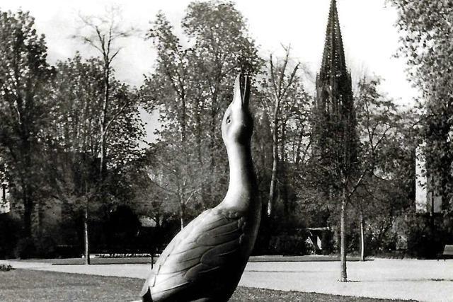Die Ente, die vor den Bomben auf Freiburg gewarnt haben soll