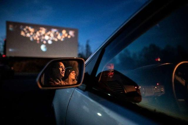 Am Donnerstag feiert das Autokino in Wallbach Premiere