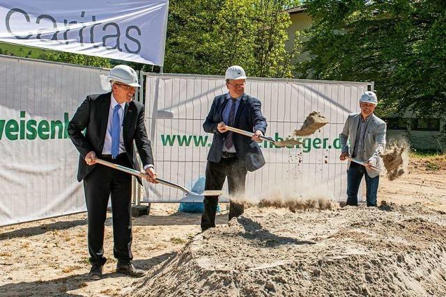 In Glottertal wird ein Seniorenzentrum mit Bürgertreff gebaut