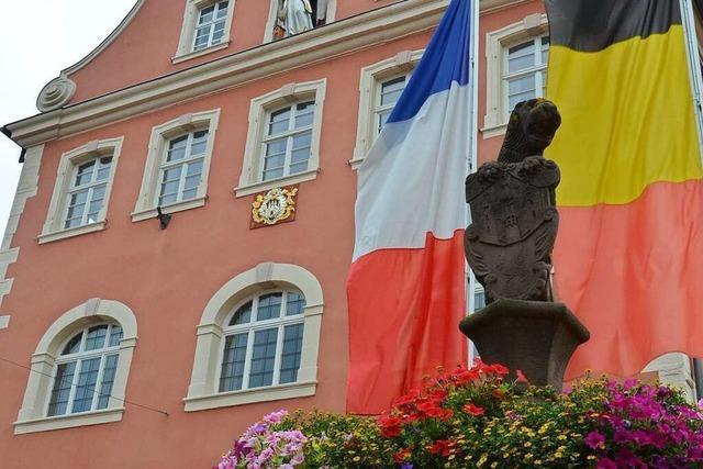 Im Rathaus und den Ortsverwaltungen gilt Maskenpflicht