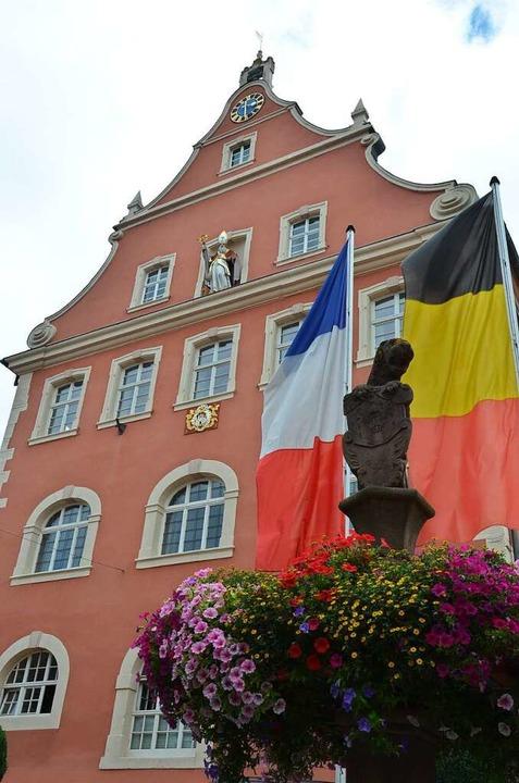 Das Ettenheimer Rathaus  | Foto: Karl Kovacs